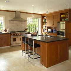 eclectic kitchen by Dunlap Design Group, LLC
