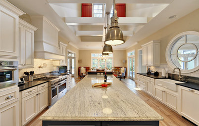 Kitchen Countertops: Granite for Incredible Longevity