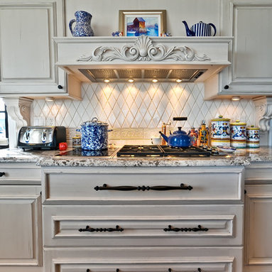 American Olean Carriage House Floor Tile Kitchen Design Ideas, Pictures, Remodel and Decor
