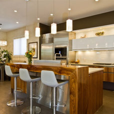 Contemporary Kitchen by Ejay Interiors