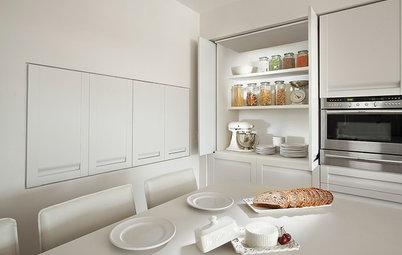 Küchenoberschränke: 7 Fronten, die nicht im Weg hängen