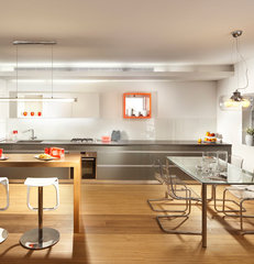 modern kitchen by Elad Gonen & Zeev Beech