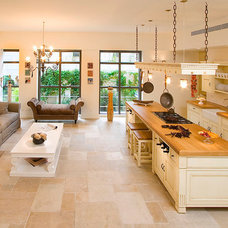 Farmhouse Kitchen by Elad Gonen