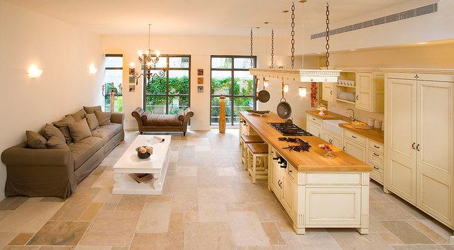 Farmhouse Kitchen by Elad Gonen