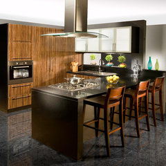 kitchen by Elad Gonen & Zeev Beech