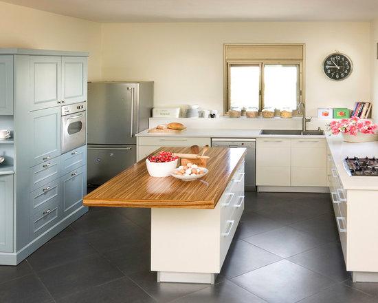 large tile flooring | houzz
