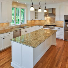 Kitchen by Elite Home Builders LLC