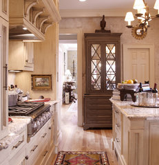 traditional kitchen by Elizabeth Anne Star Interiors