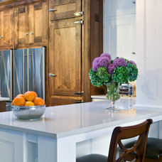 Contemporary Kitchen by Emil Lansky