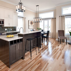 Contemporary Kitchen by eQ Homes