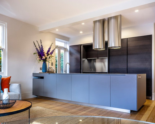 architecture design house interior. Contemporary Interior This Is An Example Of A Contemporary Open Plan Kitchen In Sydney With  Flatpanel With Architecture Design House Interior