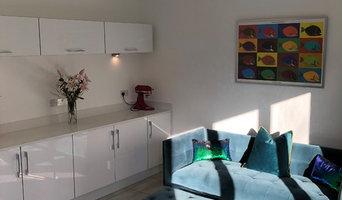 Kitchen Extension, Bifolds & Garden Landscape