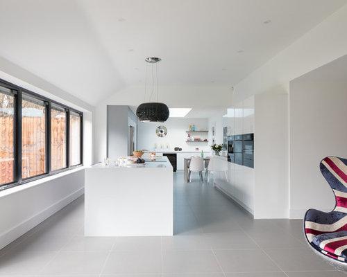 Kitchen extension in Dorridge, Solihull