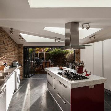 Kitchen Extension in Hackney