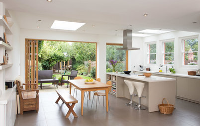 What's the Best Way to Open Up Your Kitchen Extension?