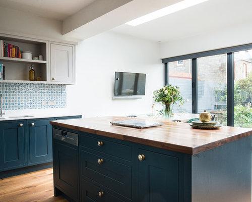 Edinburgh kitchen design ideas renovations photos with for Kitchen ideas edinburgh