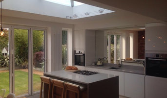 Kitchen extension with skypod