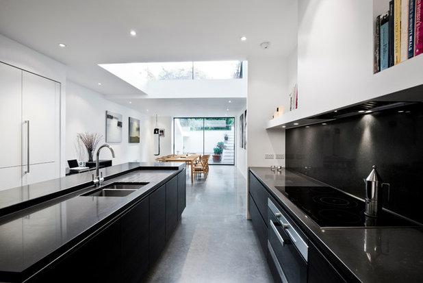 Trendy Køkken by LWK London Kitchens