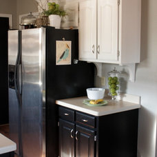 Eclectic Kitchen by Michelle Edwards
