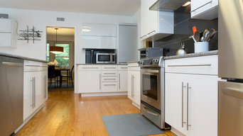 Kitchen Facelift Using Exisiting Cabinetry
