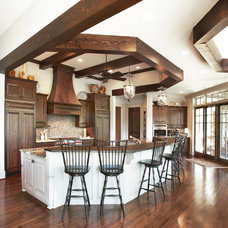 Traditional Kitchen by Fairview Builders, LLC