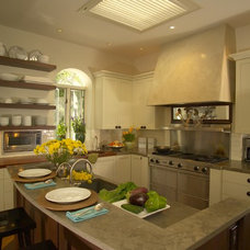 Contemporary Kitchen by Jane Ellison