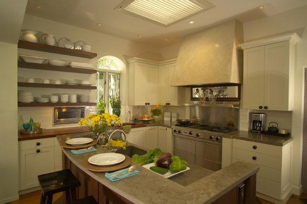 Contemporary Kitchen by Jane Ellison