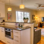 Kitchen Family Remodel Of 1960 S Home Traditional