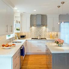 Traditional Kitchen by Gardner/Fox Associates, Inc