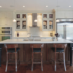traditional kitchen by Fenwick & Company Interior Design