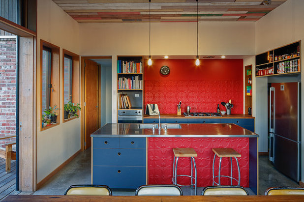 Contemporary Kitchen by Fido Projects