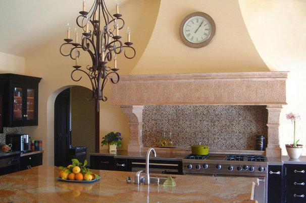 Mediterranean Kitchen by Filmore Clark