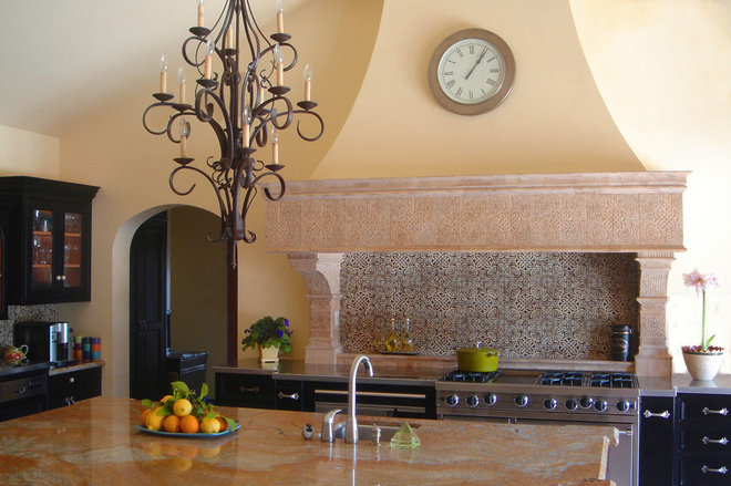 Mediterranean Kitchen by Filmore Clark