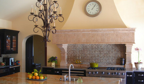 9 Elements of Spanish Revival Kitchens