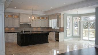Kitchen flooring, Hardwood Flooring Dealers - Toronto