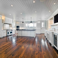 Contemporary Hardwood Flooring by Reclaimed DesignWorks