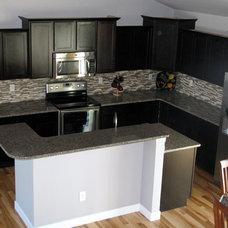 Modern Kitchen by Sobaski Abbey Carpet & Floor