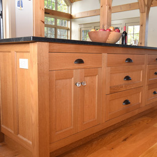 Kitchen for a Post & Beam Home