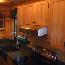 Craftsman Kitchen by Sawyer Cabinetry