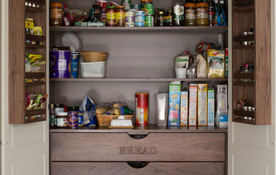 The Most Popular Kitchen Storage Ideas of 2014