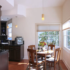 Traditional Kitchen by Architect Andrew Morrall