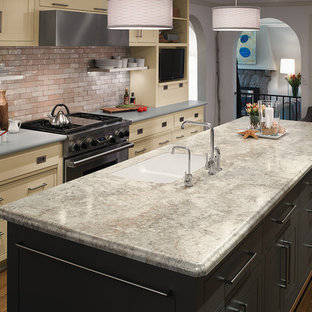 Kitchen remodeling - Example of a kitchen design in Cincinnati