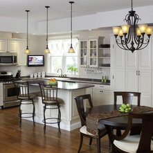 Traditional Kitchen by Forum Phi Architecture   Interiors   Planning