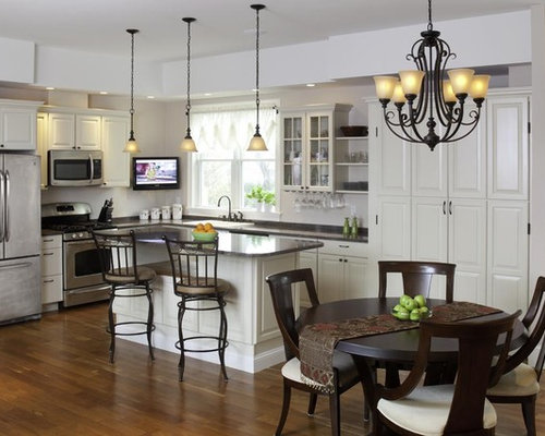 Houzz Matching Pendant And Chandelier Design Ideas Remodel