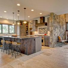 Rustic Kitchen by Jon Eady Photographer