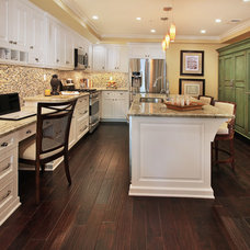 Traditional Kitchen by frank pitman designs