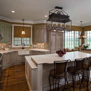Light Brown Cabinets Houzz