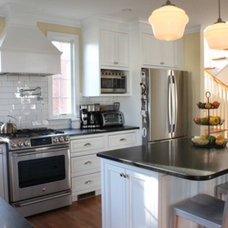 Traditional Kitchen Kitchen from HOUSEography