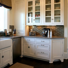 Traditional Kitchen by FrontPorch