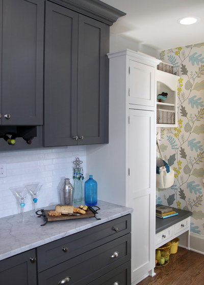 Kitchen of the Week: New Function, Flow — and Love — in Milwaukee